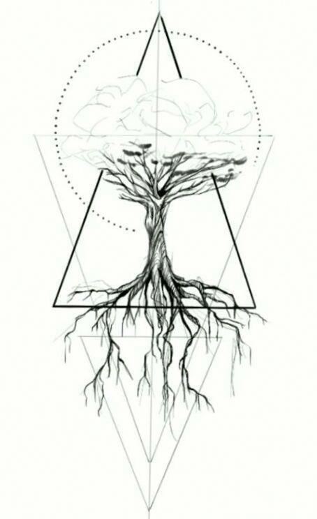 geometric tattoo ideas