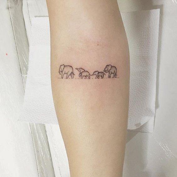 small tattoo ideas for family