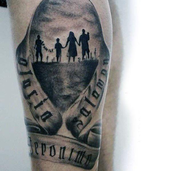 family tattoo ideas for men